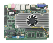 atom D2700 motherboard with onboard 24bit LVDS/onboard 2GB ddr3/2*rj45 lan for thin client,Car PC
