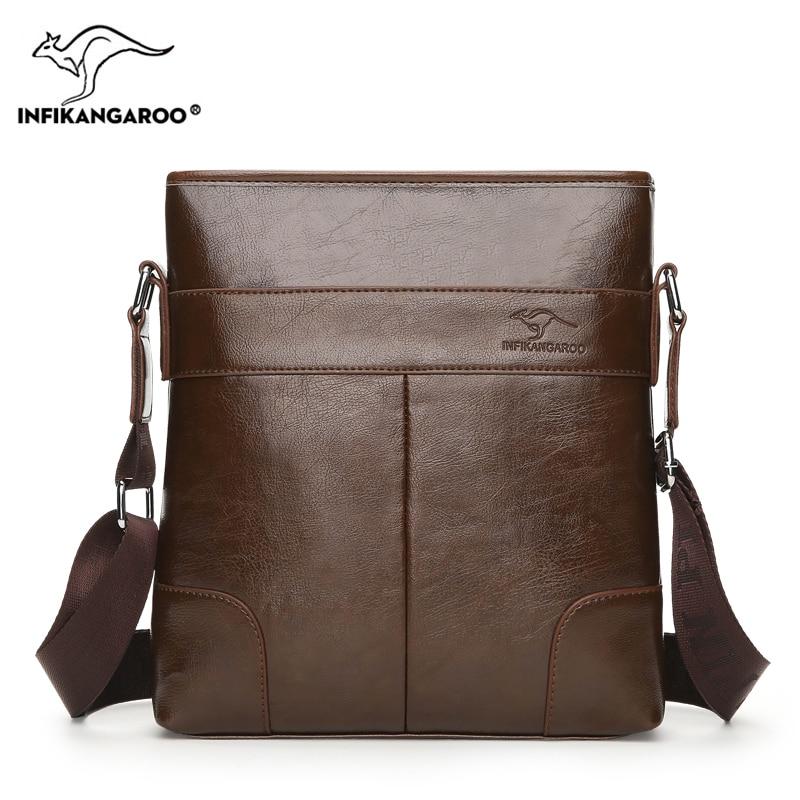 2018 Business/OL Men Satchels Messenger Bags Travel High Quality Male Shoulder Bag Fashion Vintage Men's Soft Crossbody Bag термокружка mayer