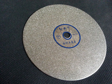 6 inch diamond  flat polishing discs for lapidary , polishing pads