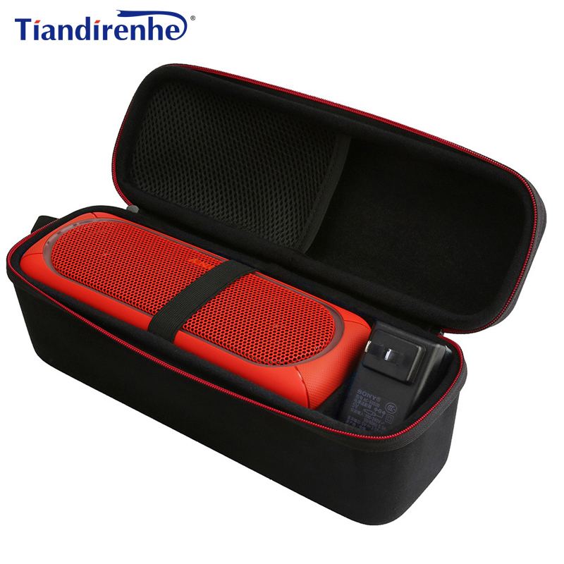 Protable Carrying Cover Pouch for SONY SRS-XB30 SRS XB30 XB31 Bluetooth Speaker Bag Travel Outdoor Sports Box Storage Carry Case стоимость