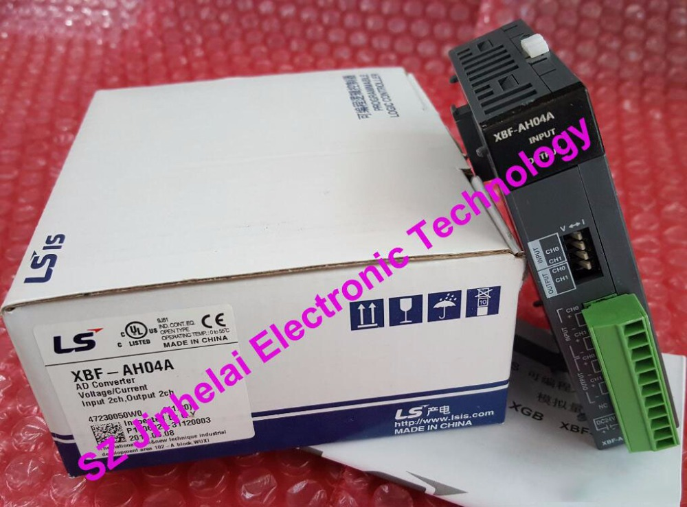 XBF-AH04A LS(LG) New and original PLC controller 100% new and original g6i d22a ls lg plc input module