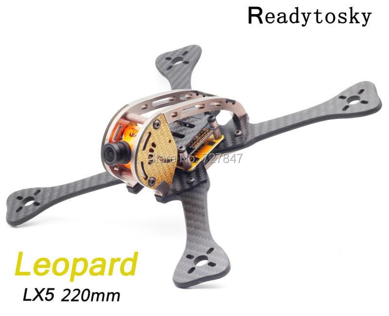 Mini FPV DIY 220 220mm quadcopter carbon fiber frame with 4mm arm RunCam Swift 2 600TVL camera for GEPRC Leopard GEP-LX5 GEP LX5 ormino fpv camera drone carbon fiber mini frame fpv quadcopter rc drone geprc lx5 for f3 f4 naze32 cc3d flight controller