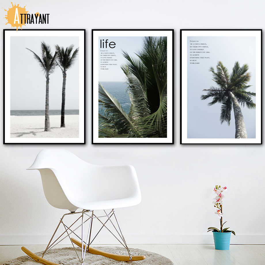Detail Feedback Questions About Tropical Plant Palm Tree Sea Beach