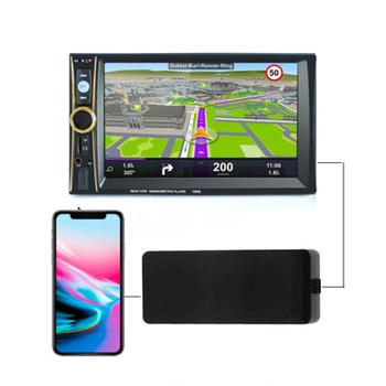 Android Auto USB Smart Link do Apple Car Link Dongle czarny Mini USB Car link Stick do autoradio na androida odtwarzacz nawigacyjny tanie i dobre opinie Black RL-Carplay other 80 x 32 x 13mm 12 v TOPNAVI