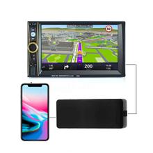 Android Auto USB Smart Link do Apple Car Link Dongle czarny Mini USB Car link Stick do autoradio na androida odtwarzacz nawigacyjny tanie tanio Black RL-Carplay other 80 x 32 x 13mm 12 v TOPNAVI