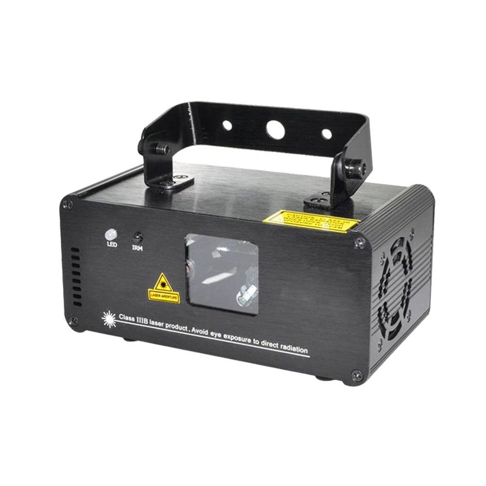 High Quality Remote DM-V150 Laser Stage Lighting Scanner DJ Projector Party DMX Stage Light with US plug