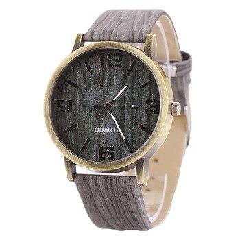 Vintage Wooden Watch