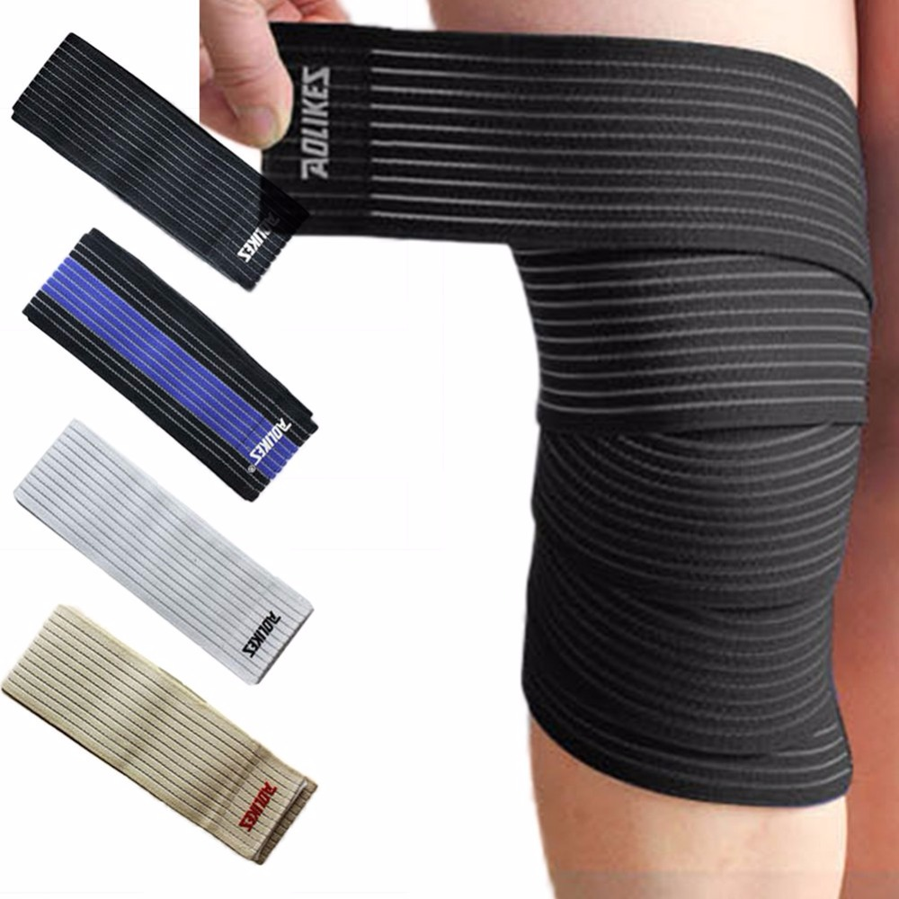 Wrist Knee Ankle Arm Support Bands Bandage Brace ...