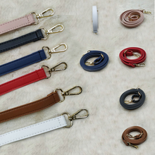 1Pc Women Adjustable Handbag Diy Pu Bag Belt New Solid Casual High Quality Bag Strap Elegant Pink Accessories For Bags Hot Sale