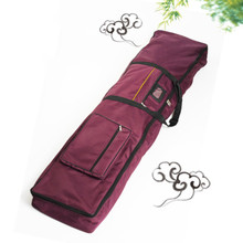 цена на High-grade Thickening Guzheng Bag Guzheng Special Bag 165CM Thickening Waterproof and Dustproof Cotton Guzheng Bag
