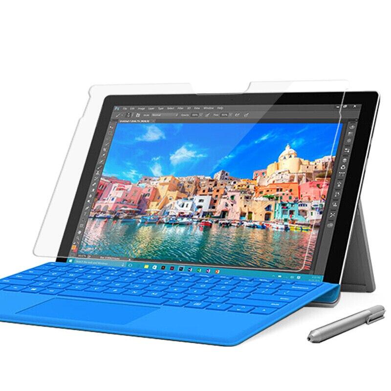 2.5D Gehärtetem Glas Für Microsoft Surface10.8 Pro 6 Pro 5 Pro 4 Pro 1 Pro 2 RT2 Pro 3 RT3 12,3 Pro3 Tablet Screen Protector Film