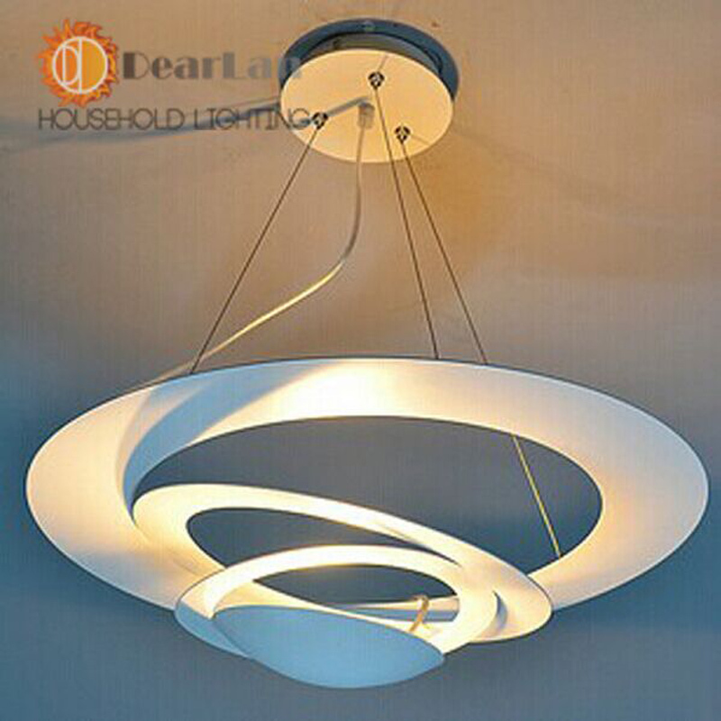Modern Fashional Attractive Pendant Lamps Good Decoration White Pendant Lights For Bedroom  Living Room,Fast Shipment By EMS  fashional modern black