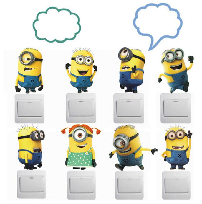 Minions Decal PromotionShop For Promotional Minions Decal On - Minion wall decals