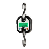 Professional Digital Hanging Crane Scale 330 Lb 150 Kg with Accurate Reloading Spring Sensor for Hunting Farm