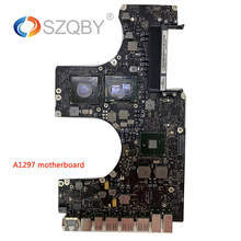 Tested Motherboard for MacBook Pro 17″ 2009 2010 A1297 2.53GHz i5 Logic Board 820-2849-A 661-5472 2011 i7 2.2GHz 820-2914-B