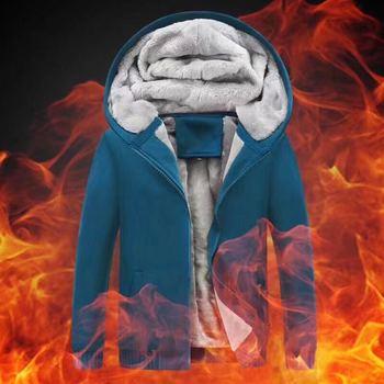 Sweatshirt For Men 2018 Hot Sale Thick Hoodie Print dragon ball Anime Fashion Streetwear Fitness Men's Sportswear Hoodies Jackets