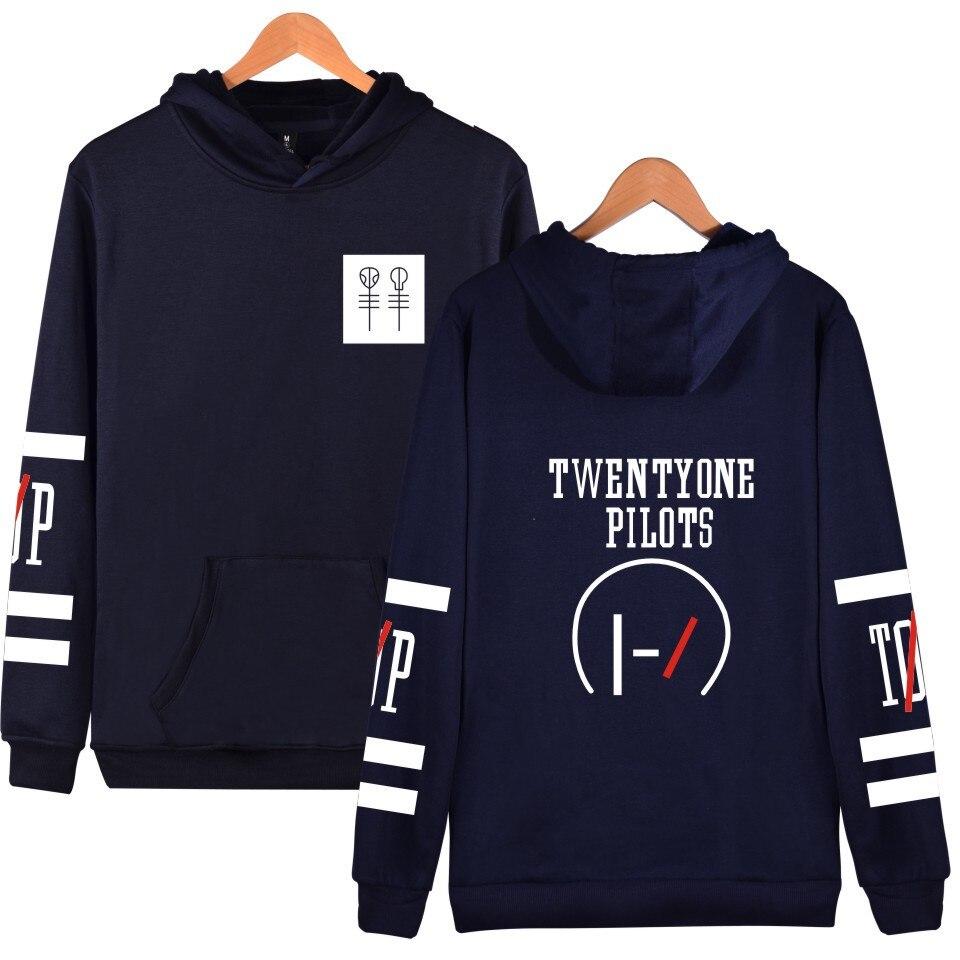 Twenty One Pilots Streetwear Sweatshirts