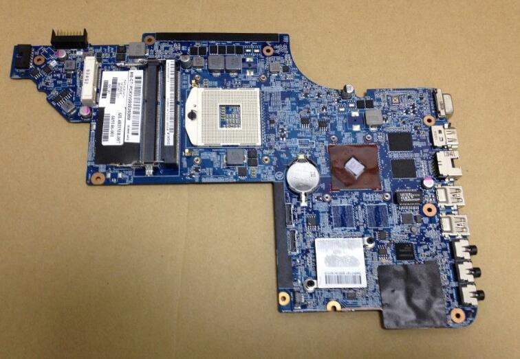 ФОТО 665348-001 Fit for HP DV6 DV6T-6B DV6-6000 Laptop motherboard DV6 NOTEBOOK  100% fully tested !