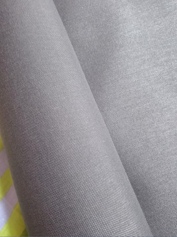 Strong Gray Color 1000D Cordura Nylon Fabric Short Time Waterproof Fabric Anti Tear Wear Resistant Fabric