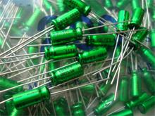 10pcs/30pcs Japan NICHICON BP 50V 3.3UF nichicon MUSE KZ audio green robe stepless electrolytic capacitor FREE SHIPPING