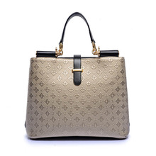 Shoulder Bags For Women 2016 Famous brand fashion PU leather women handbag Geometric Embossed Lady Messenger bags Women Bag T352