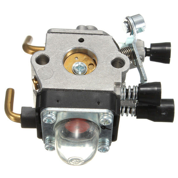 New Carburetor for Stihl Fits FS45 FS46 FS55 FS55R and ZAMA C1Q-S186A cylinder piston kits with carburetor carb fit stihl fs55 fs45 br45 km55 hl45 hs45 km55 hl45 hs45 hs55 trimmer 34mm