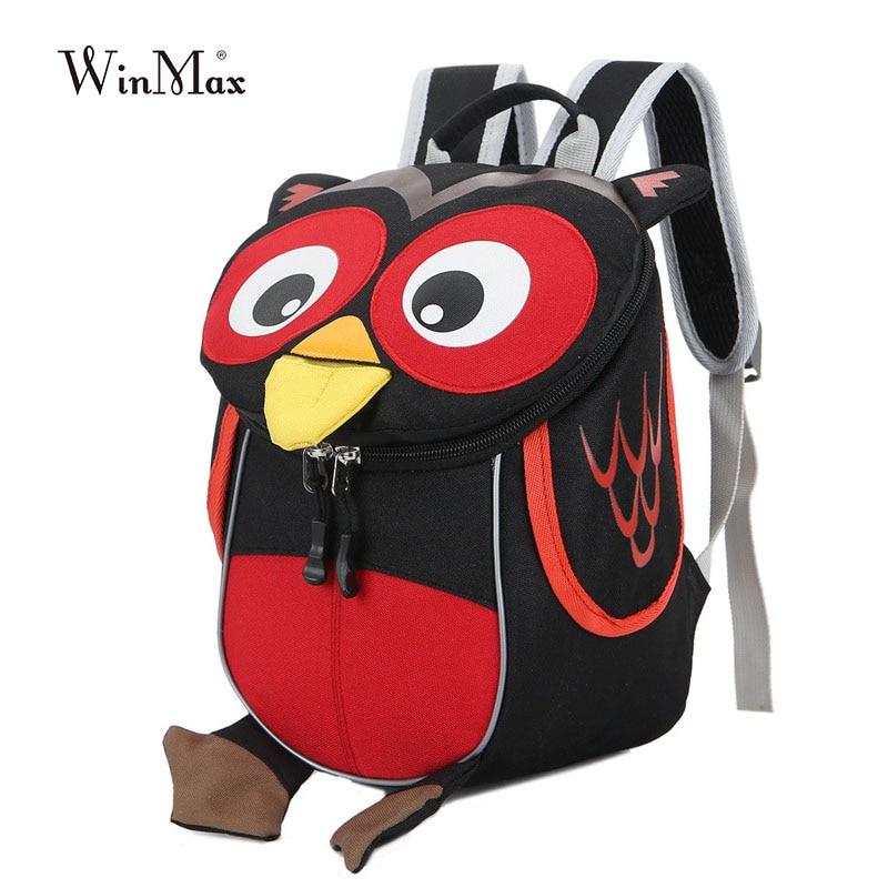 bonito animal crianças mochilas bolsa Marca : Winmax