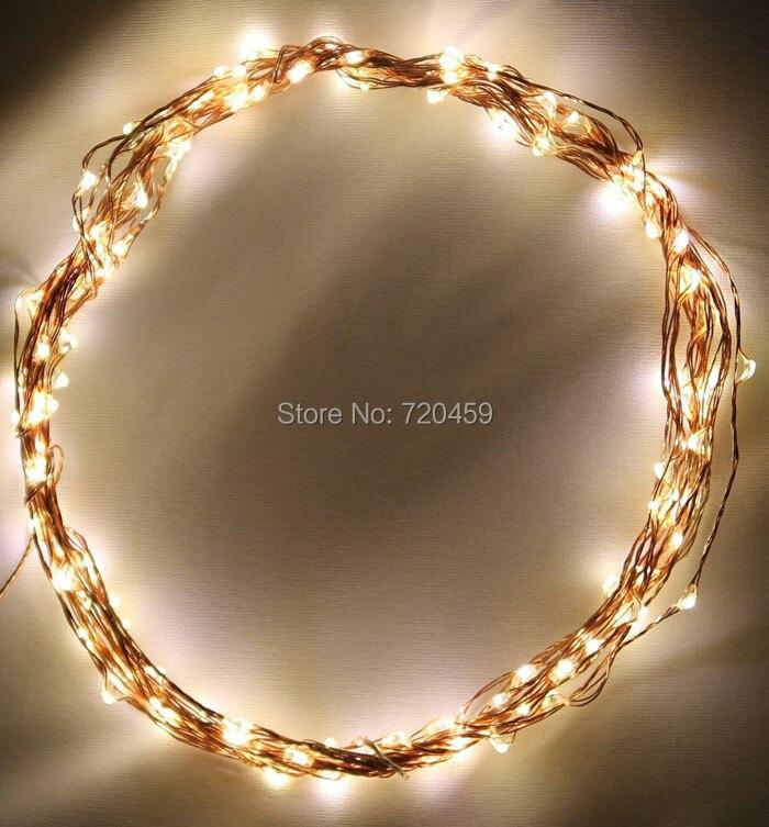 font b LED b font copper wire font b string b font Light font b