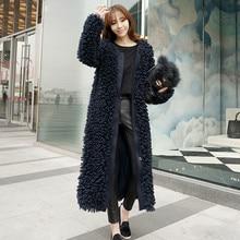 2016 Korea Women Jackets Winter Bat Sleeve Lambs Style Cotton Coat Female Thickening Cotton padded Jacket