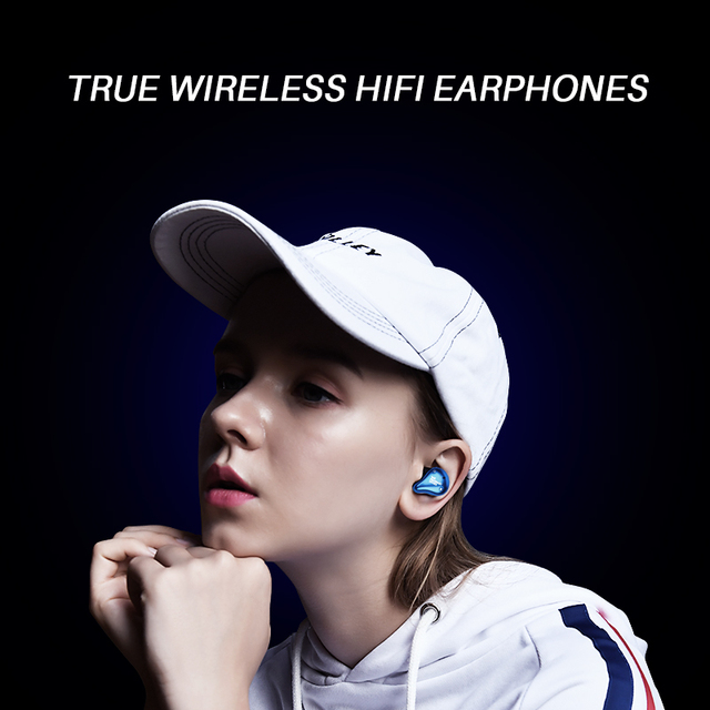 TFZ X1 True Wireless Bluetooth 5.0 Earphone Stereo Balanced Armature Driver Waterproof Mini Tws Bluetooth Earphone 4