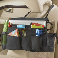 New Car Seat Bag Storage Car Covers Back Seat Organizer Auto Multi Holder Pocket Organizer Bag Stowing Tidying auto Accessories