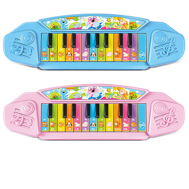12 scale Mini Electronic Keyboard Musical instruments Toy with Educational Electone Multifunction Piano Toy for Children Kids