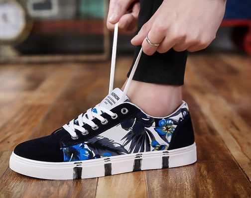 2019 Fads zapatos hombres vulcanizan zapatos masculinos mujeres calle tendencia zapatillas primavera otoño zapatos planos zapatillas transpirables