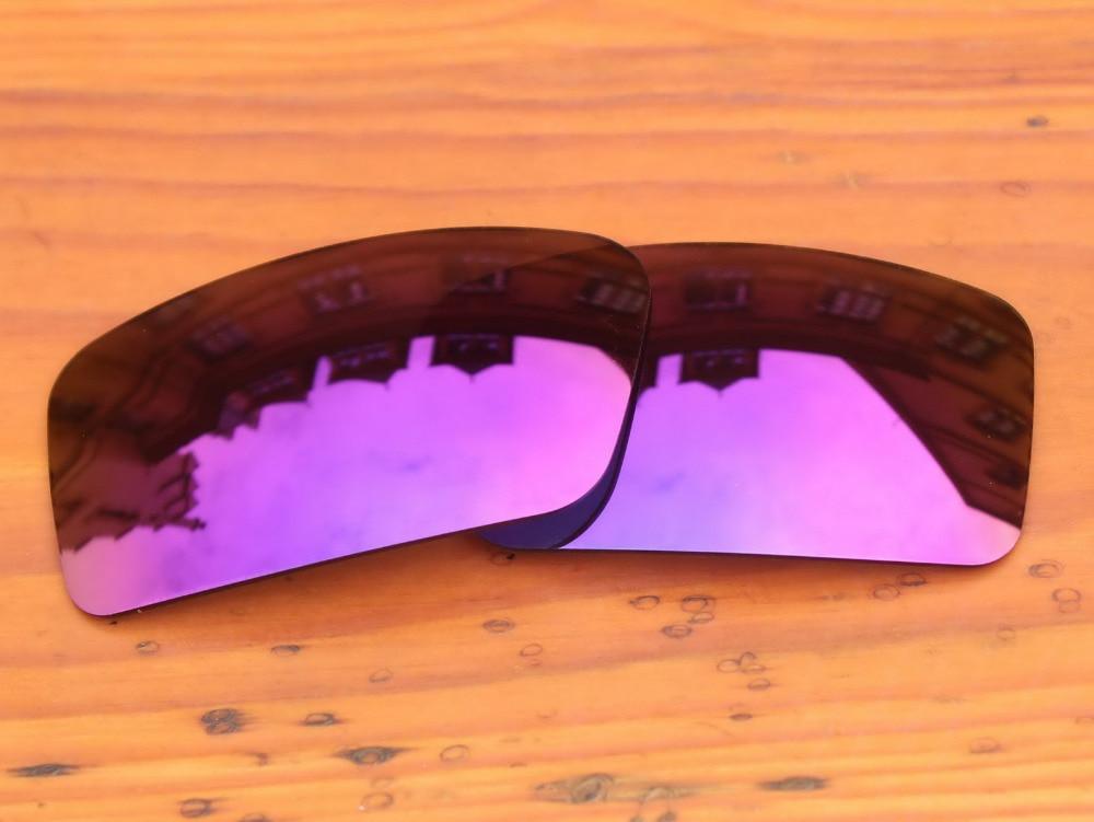 REPUESTO polarizadas del espejo púrpura del plasma Objetivos para ...
