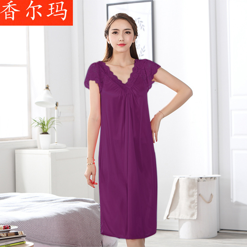 Popular Women Night Dress-Buy Cheap Women Night Dress lots from ...