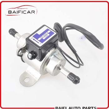 Baificar nowy EP-500-0 12V Universal Car Boat niskie ciśnienie gaz Diesel elektryczna srebrzysta pompa paliwa 1 4 rura 3-5 PSI 8188-13-350 tanie i dobre opinie EP-500-0 EP5000