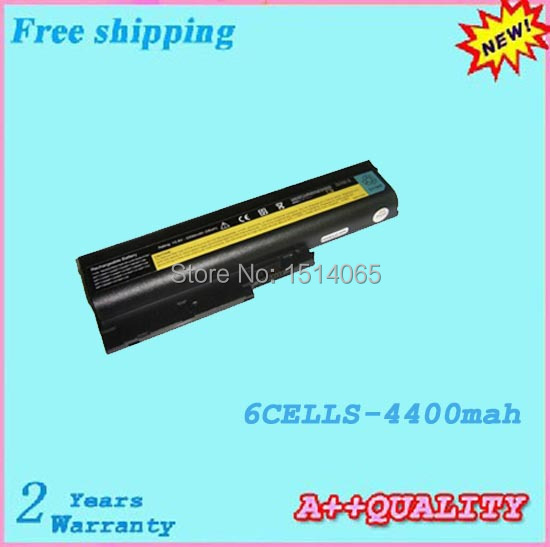 Laptop Accessories Kind-Hearted T60 Laptop Battery 4400mah For Lenovo/ Ibm Thinkpad T61 R60 Z60 Z61 R61 92p1140 40y6799 92p1138 Attractive Appearance