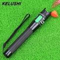KELUSHI 30 mW localizador de fallas visuales fuente de luz roja Cable de fibra óptica herramienta de prueba 15-20 km