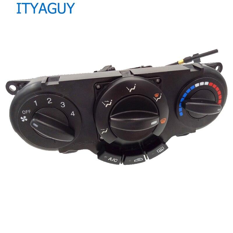 Aquecedor de Ar Do Carro de alta Qualidade Auto AC Painel de Controle do Clima Assy Para Excelle HRV Wagon O atpr Lacetti Nubira Daewoo 96615408