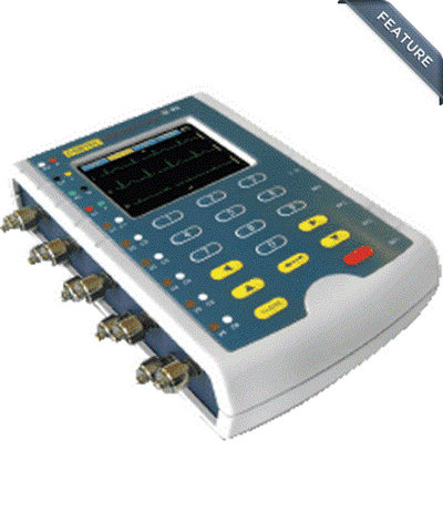 Contec Manufacturer shipping, MS400 Multi Parameter Patient Simulator ECG IBP Temperature Patient Simulator skx 2000c ecg simulator ecg signal simulator signal generator 10 200bpm