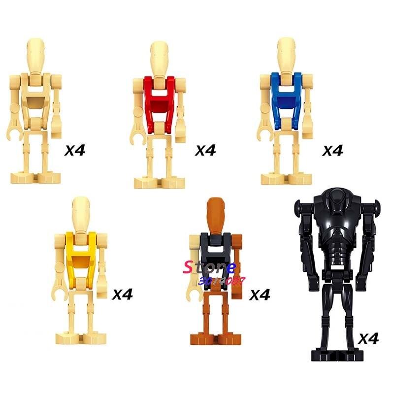 LEGO® Star Wars™ Minifigur New Order Elite Stormtrooper Blaster TOP!!! Figur