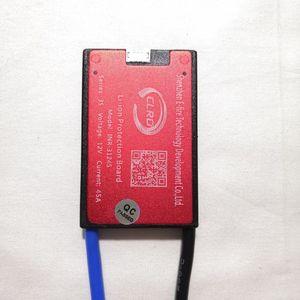 Image 5 - 3S 12V 10A 15A 20A 30A 40A 50A 60A BMS système de gestion de batterie PCM PCB pour batterie Lithium Ion 18650 avec Balance