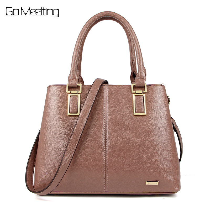 Go Meetting PU leather women handbag famous designer brand woman bags totes Ladies High Quality Shoulder Bag Crossbody Bags bailar fashion women shoulder handbags messenger bags button rivets totes high quality pu leather crossbody famous brand bag