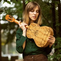 Hight Quality Solid Classic Ukulele Small Guitar 26 Inch Picea Asperata Guitar Music Instrument
