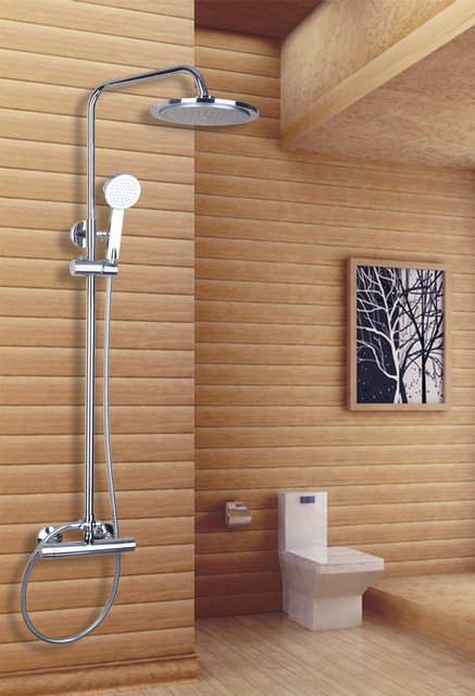 L53306 Excellent Construction & Real Estate Fixed Handle & Diverter ...