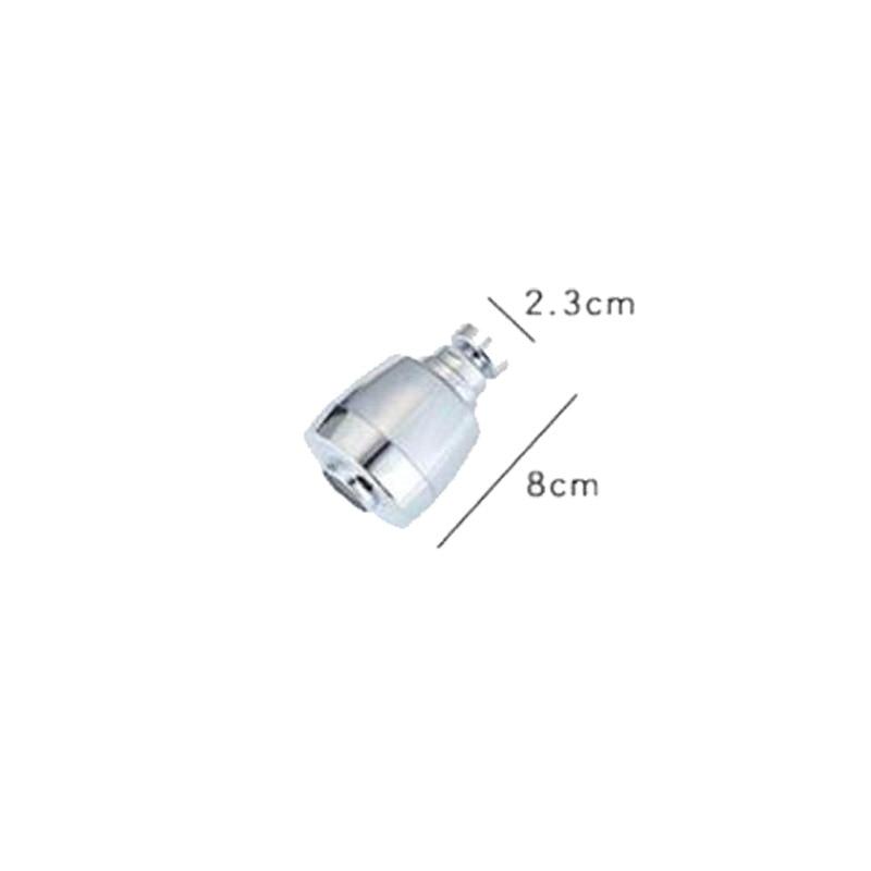360 Rotating Splash Faucet Saving Tap Aerator Water Bubbler Swivel Head Tap Diffuser Nozzle / Connector / Tape 5
