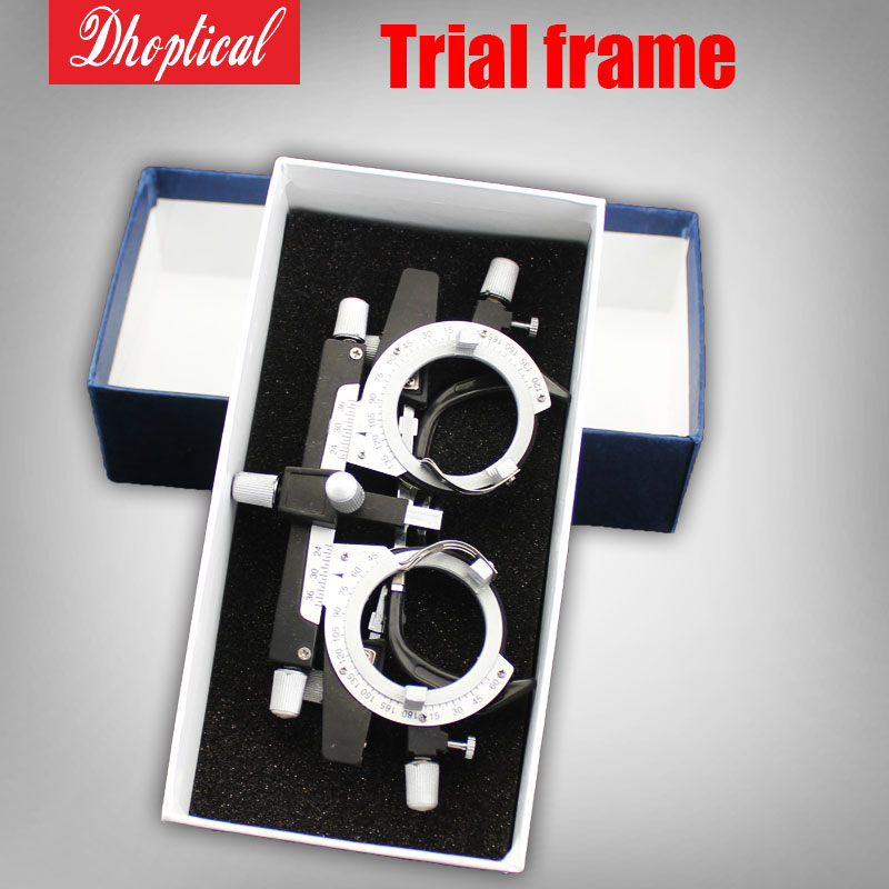 Metal Trial Frame,Universal Trial Frame,Trial lens frame,Fully Adjustable free shipping wholesale