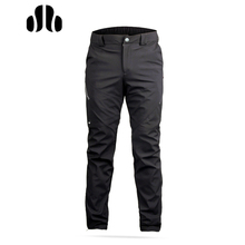 SOBIKE New Hot! Cycling Fleece Thermal Wind Pants Warm Winter Pants- Ling Feng Windproof Bike Bicycle Trousers Black