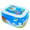 2016 Chegada Nova Criança Oceano Piscina Jogar Bola Brinquedos Infláveis Piscina Para Piscina Bebê Piscina Infantil 110*85*68 cm PVC