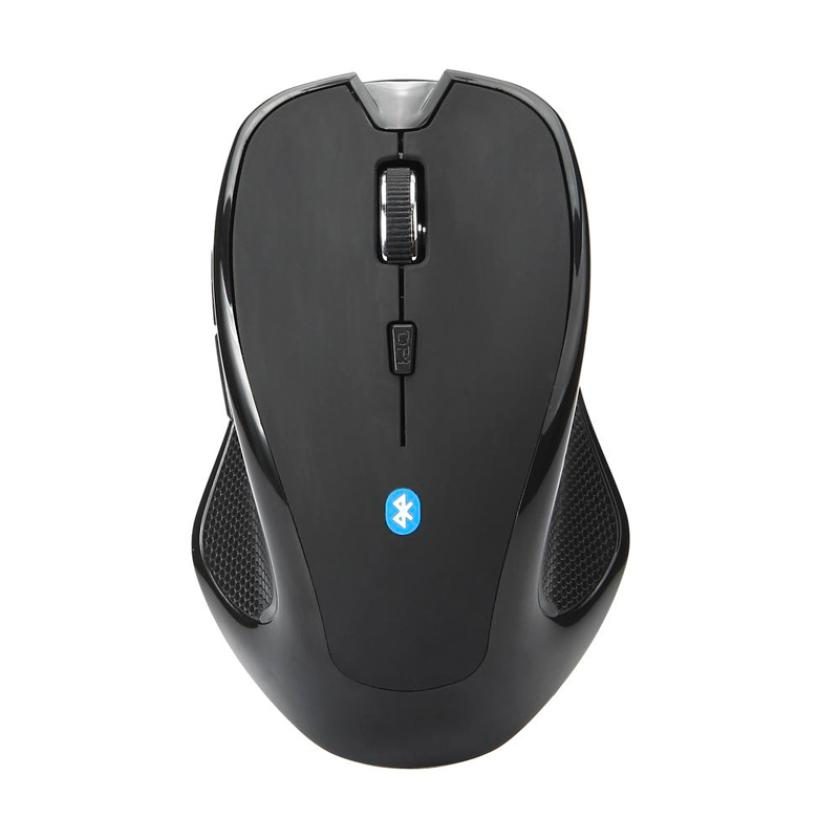 New Mouse Wireless Mini Bluetooth 3.0 6D 1600DPI Optical Gaming Mouse Mice Laptop 51216 Drop Shipping